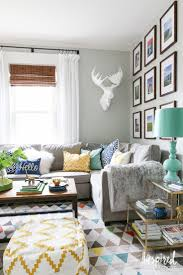 Pinterest Curtains Living Room Living Room Summer Home Tour Inspiredbycharm Beautiful Home