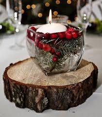 Wedding Centerpieces 33 Charming Christmas Wedding Centerpieces Happywedd Com