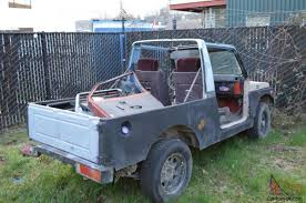83 long wheel base suzuki sj410