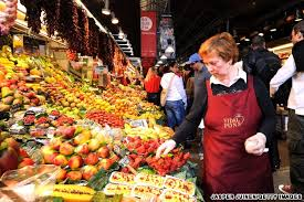 vibrant markets in europe cnn travel