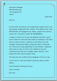 complaint letter what is complaint letter in business