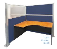 furnish your work sattion with this space saving cubicle desk