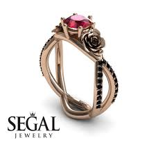 rose rings images The rose power ruby ring abigail no 5 segal jewelry jpg