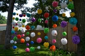 outdoor decoration ideas birthday outdoor decoration ideas