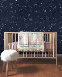 Temporary Wall Ideas by Constellation Wall Mural Removable Wallpapers U2022 Peel And Stick