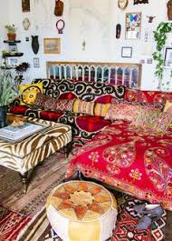 Bohemian Interior Design by A Bohemian Décor Can Be Achieved Without Having To Spend A Lot Of
