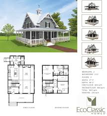 house plan the hudson 2 bedroom 2 5 bath cottage country living