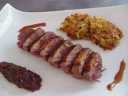 cuisiner magret de canard poele gourmande ou passionnée magret de canard poêlé au miel et