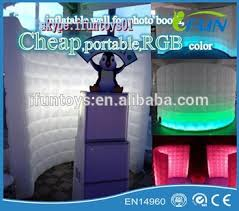 Photo Booth Backdrop Inflatable Lighting Photobooth Backdrop Inflatable Photo Booth