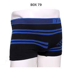 fashion boxer kombinasi warna box 79 elevenia