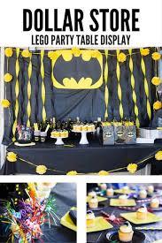 batman birthday party ideas best 25 batman party ideas on batman birthday