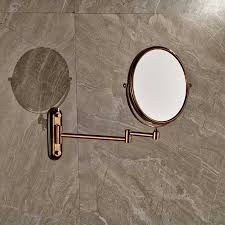 magnifying mirror for bathroom bathroom magnifying mirror rose top bathroom making frame