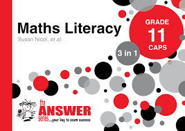 gr 11 maths literacy 3 in 1 caps the answer series