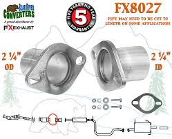 nissan altima exhaust tip replacement fx8027 2 1 4