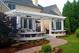 finishing decks and porches with cellular pvc trim professional
