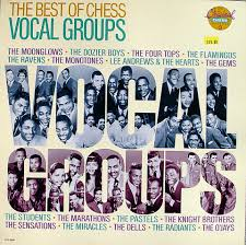 the best of chess vocal groups vinyl 12
