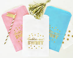 favor favor baby baby shower favor bags