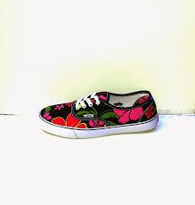 Harga Sepatu Dc Dan Vans sepatu vans motif bunga terbaru grosir sepatu running sepatu murah
