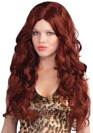red wigs for halloween womens wigs costume craze
