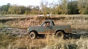 1979 Ford Truck Mudding - 89 bronco mudding youtube