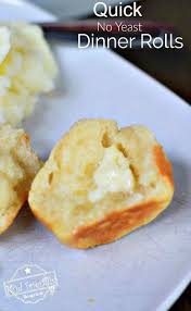 no yeast fabulous biscuit like dinner rolls recipe