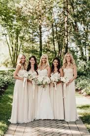 wedding dresses ivory best 25 ivory bridesmaid dresses ideas on blush
