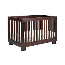 Convertible Cribs Babies R Us Babyletto Modo 3 In 1 Crib With Toddler Rail Espresso