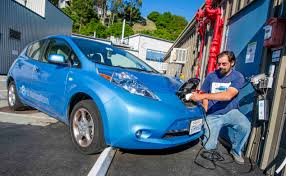 electric cars charging berkeley lab to offer workplace electric vehicle charging