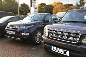 discovery land rover back land rover discovery sport 2017 long term test review by car