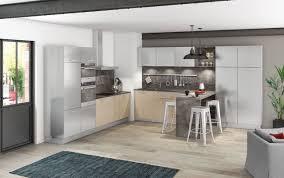 meuble cuisine inox brossé meuble de cuisine nos modèles de cuisine préférés inox brossé