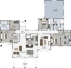 richmond 5 bedroom house plans landmark homes builders nz 5