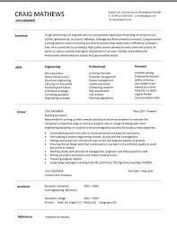 civil engineer resume highway design engineer sle resume 7 civil engineering cv