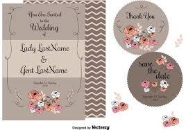 nikkah invitation wedding invitation free vector 3483 free downloads