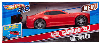 matchbox chevy camaro amazon com wheels r c camaro zl1 red vehicle toys u0026 games