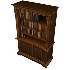Wood Desk Chair Without Wheels Bookshelf Amazing Bookshelf With Cabinet Inspiring Bookshelf