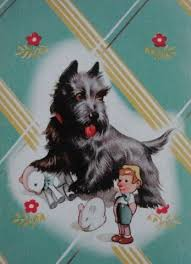 169 best cards images on scottie dogs