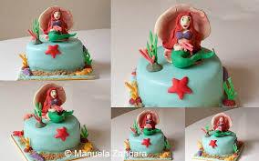 the mermaid cake mermaid fondant cake
