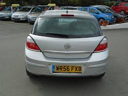 zoom images for 2006 56 vauxhall astra