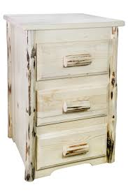 furniture suits your elegant decor with 3 drawer nightstand