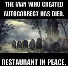 Who Created Memes - man who created autocorrect has died meme