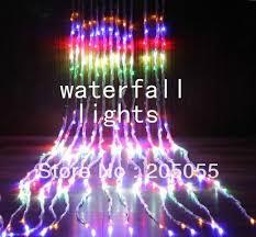 Light String Christmas Tree wholesale snowflakes led fairy string light snow flake motif