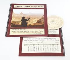 Flute Flag Flute Sheet Music High Spirits Native Spirit Song Book Vol 1