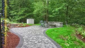 infiniti properties creative landscape design recent brick paver