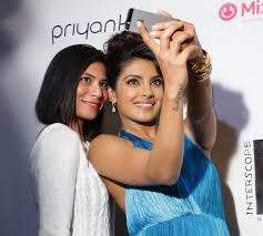 how to make fan video edits priyanka chopra shoots a selfie with a fan at the launch of the