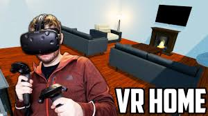 Design Your Virtual Dream Home Designing My Dream House In Virtual Reality Vr Home Gameplay