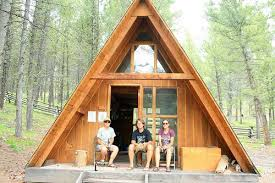 building an a frame cabin inspiration ideas free a frame house plans with loft 8 17