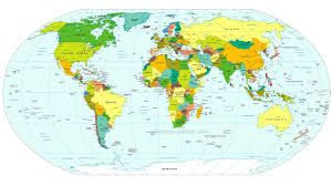 Map Of The World With Latitude And Longitude by Quiz Essential Flight Planning Skills Student Pilot News