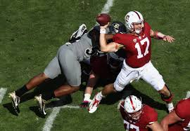 Donald Burns Resume Writer Stanford U0027s Offense Edges Defense In Spring Scrimmage