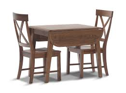 Drop Leaf Outdoor Table Council Oak Drop Leaf Table With 2 X Back Chairs By Thomas Cole