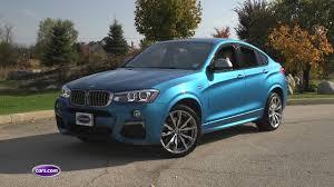 bmw x4 car 2017 bmw x4 m40i review